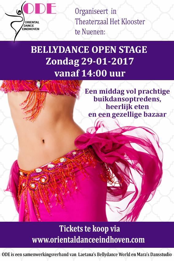 Bellydance Open Stage