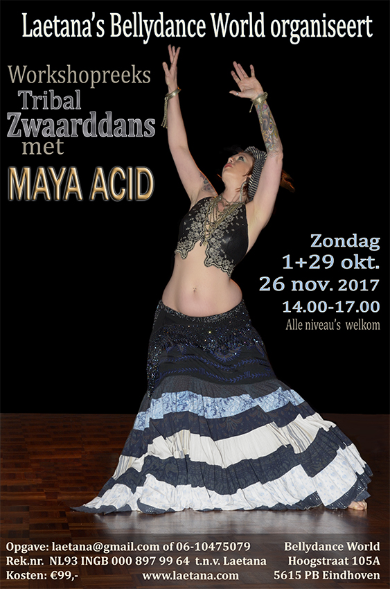 Maya Acid najaar 2017