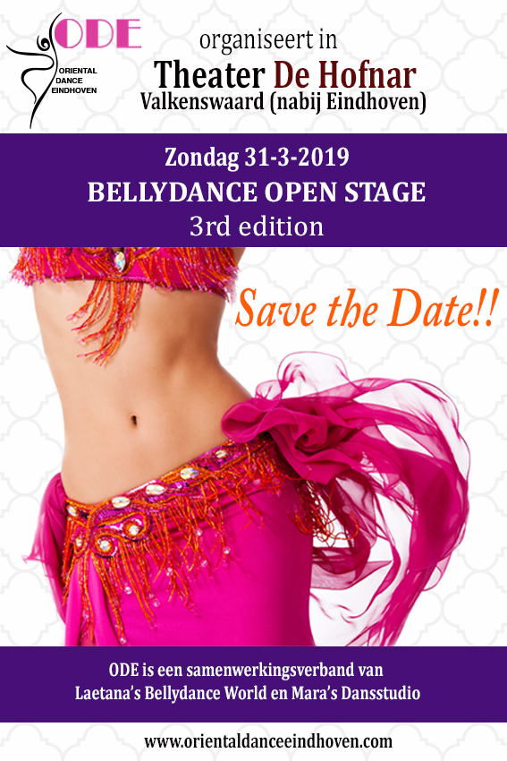 save the date 2019