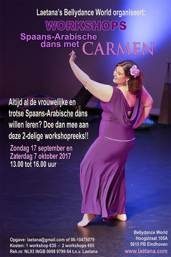 workshop Carmen 2017